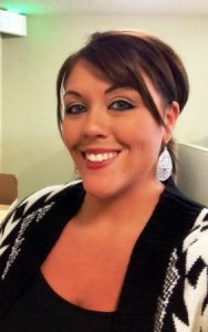 A picture of salem green leasing agent Brittney