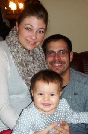 Kendra, Joey and Sofia