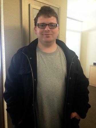 Photo of Salem Green resident Colin