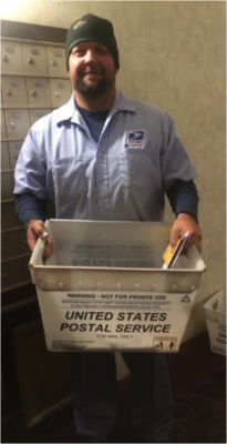 Meet your new mail carrier
