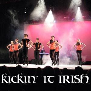 Kickin it Irish and the Chanhassen Dinner Theatre
